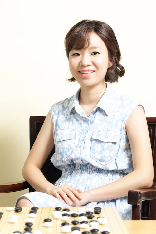 Kim Yoonyoung 4p, BIBA teacher and member of the Korean national team